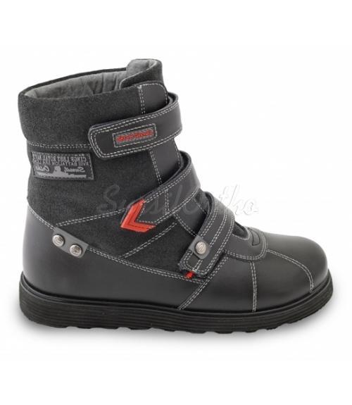 Ботинки ортопедические подростковы, Фабрика обуви Sursil Ortho, г. Москва