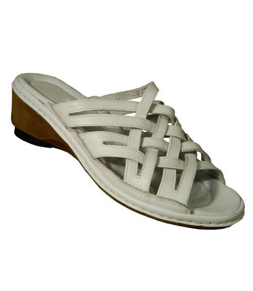 Шлепанцы женские, Фабрика обуви Inner, г. Санкт-Петербург
