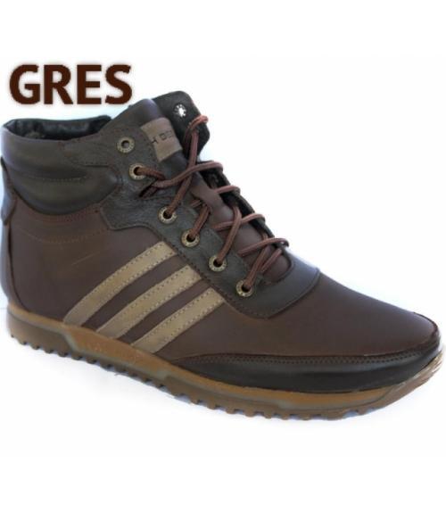 Ботинки мужские зимние спортивные, Фабрика обуви Gres, г. Махачкала