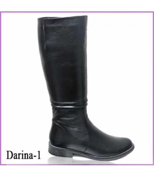 Сапоги женские Darina-1, Фабрика обуви TOTOlini, г. Балашов