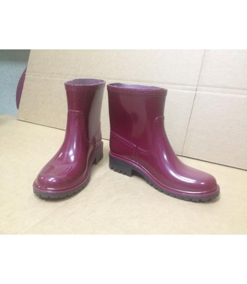 Полусапоги ПВХ, Фабрика обуви Тесей, г. Барнаул