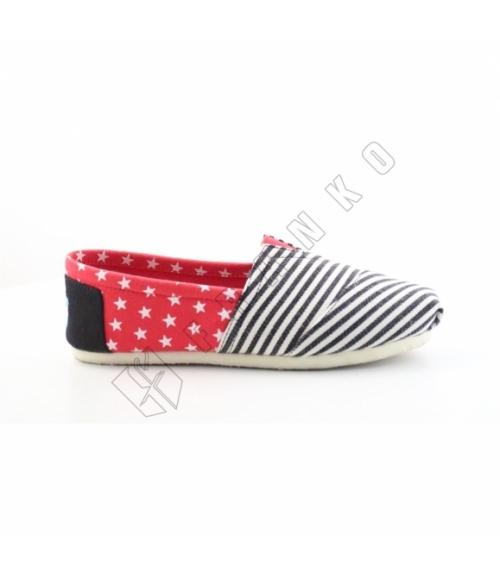 Эспадрильи женские, Фабрика обуви Franko, г. Санкт-Петербург