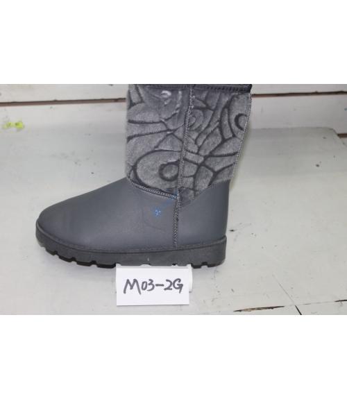 Угги женские, Фабрика обуви Русский брат, г. Москва