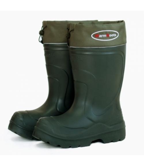 Сапоги мужские WarmBoots-60, Фабрика обуви Муромец, г. с. Ковардицы