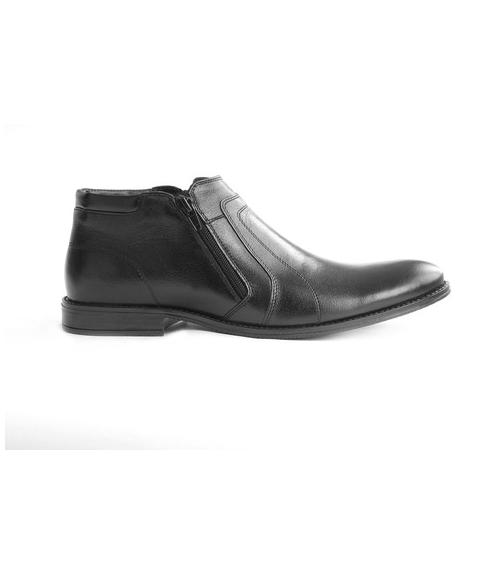 Ботинки мужские, Фабрика обуви Yuros, г. Ростов-на-Дону