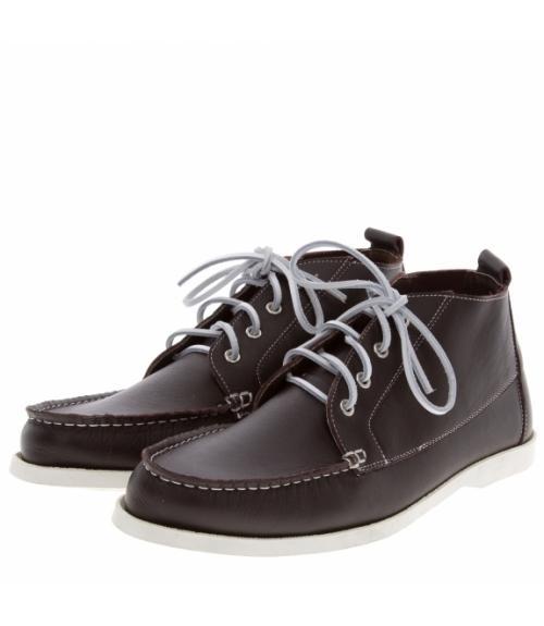 Ботинки мужские, Фабрика обуви Меркурий, г. Санкт-Петербург