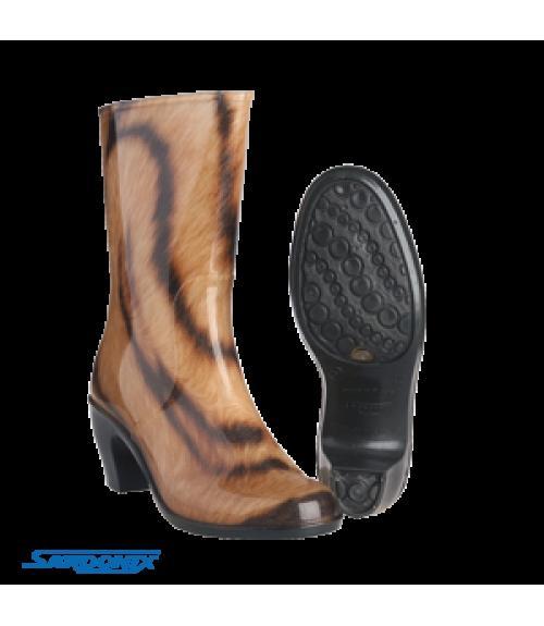 Полусапоги резиновые женские ВЕНЕЦИЯ, Фабрика обуви Sardonix, г. Астрахань