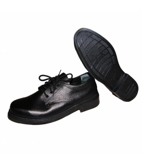 Полуботинки рабочие мужские, Фабрика обуви Промобувь, г. Чебоксары