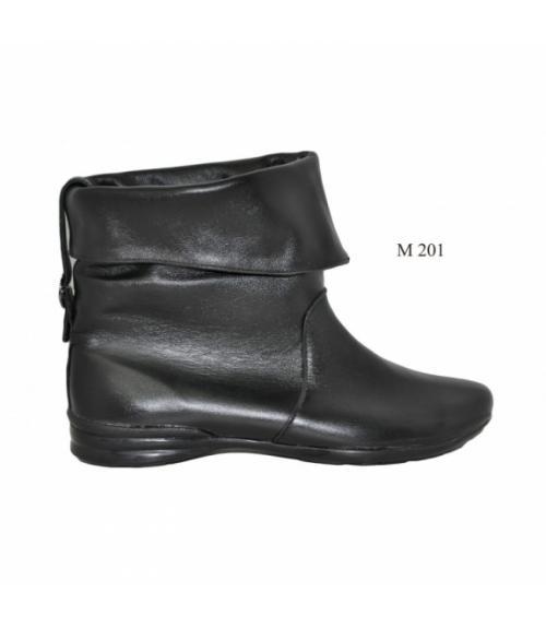 Полусапожки женские, Фабрика обуви Элегантная пара, г. Москва