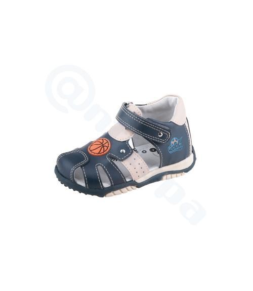 Сандалии детские ясельные, Фабрика обуви Антилопа, г. Коломна