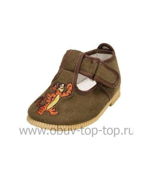 Туфли ясельные, Фабрика обуви Топ-Топ, г. Сызрань