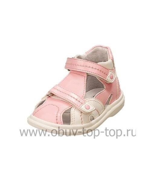 Сандалии ясельные для девочек, Фабрика обуви Топ-Топ, г. Сызрань