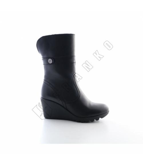 Полусапоги женские, Фабрика обуви Franko, г. Санкт-Петербург