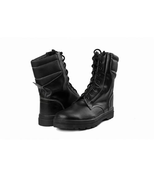 Ботинки рабочие юфтевые, Фабрика обуви Адаман, г. Москва