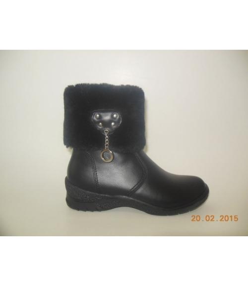 Сапоги детские для мальчиков, Фабрика обуви Ирон, г. Новокузнецк