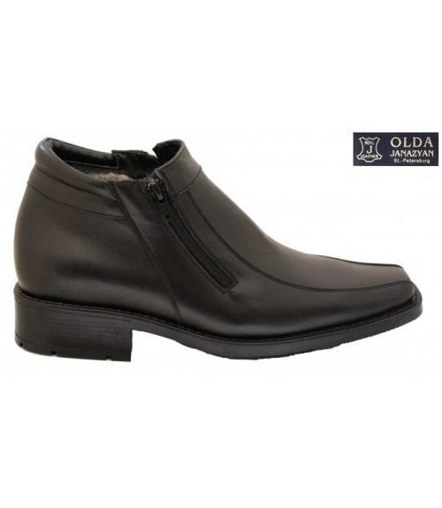 Ботинки мужские, Фабрика обуви Olda, г. Санкт-Петербург