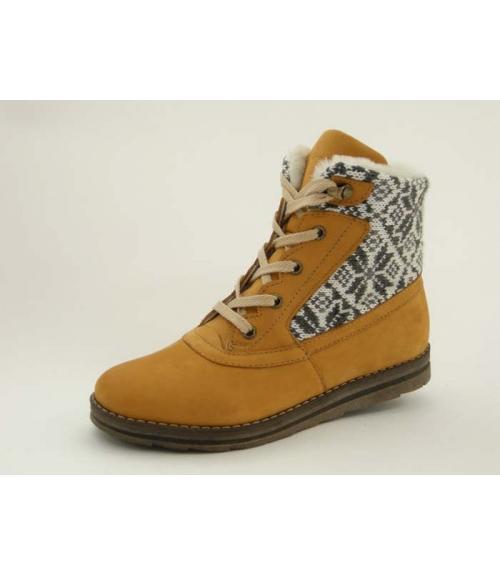Ботинки женксие, Фабрика обуви Base-man shoes, г. Батайск