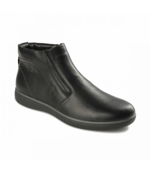 Ботинки мужские зимние, Фабрика обуви S-tep, г. Бердск