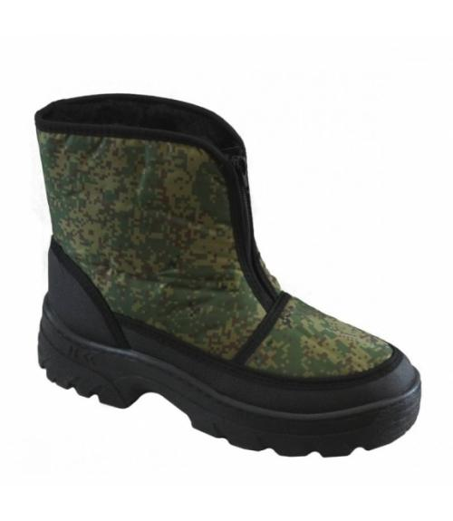 Сапоги мужские ПВХ Аляска, Фабрика обуви Light company, г. Кисловодск