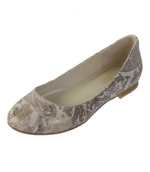 Балетки жеские, Фабрика обуви Торнадо, г. Армавир