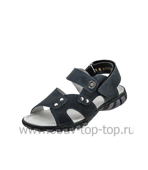 Сандалии дошкольные для мальчиков, Фабрика обуви Топ-Топ, г. Сызрань