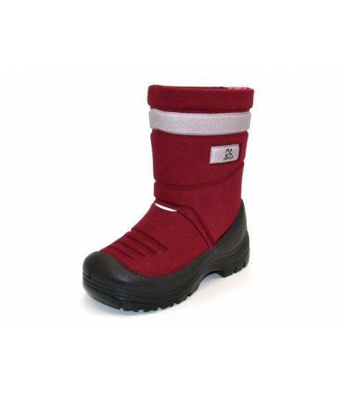 dd666ea23 Мембранные сапоги LIBERTY бордовые., обувная фабрика EVA-SHOES ...