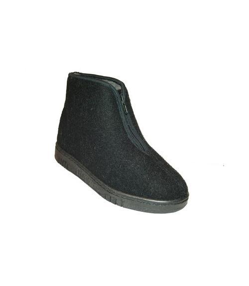 Ботинки женские суконные, Фабрика обуви Атлантис стиль, г. Ростов-на-Дону