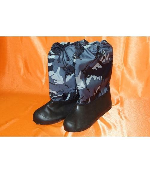 Бахилы Зарина, Фабрика обуви Барнаульская фабрика валяльно-войлочных изделий, г. Барнаул