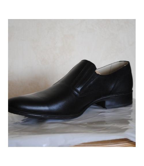 Полуботинки мужские офицерские, Фабрика обуви Санта-НН, г. Нижний Новгород