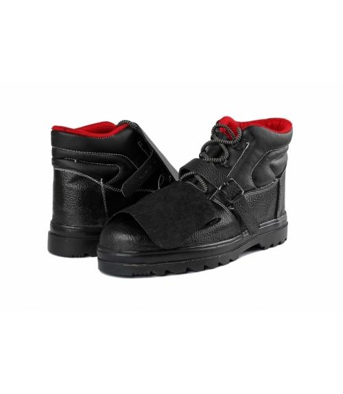 Ботинки рабочие Сварщик Нитро, Фабрика обуви Адаман, г. Москва