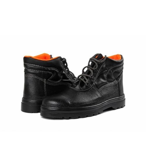 Ботинки рабочие для химимческой среды, Фабрика обуви Адаман, г. Москва