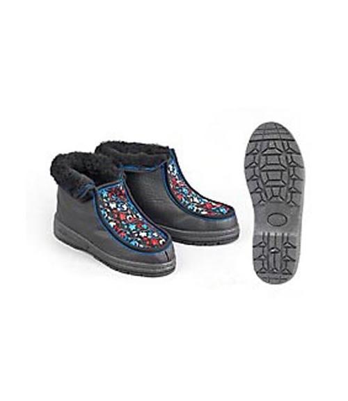 Ботинки женские из кожи, Фабрика обуви Корнетто, г. Краснодар