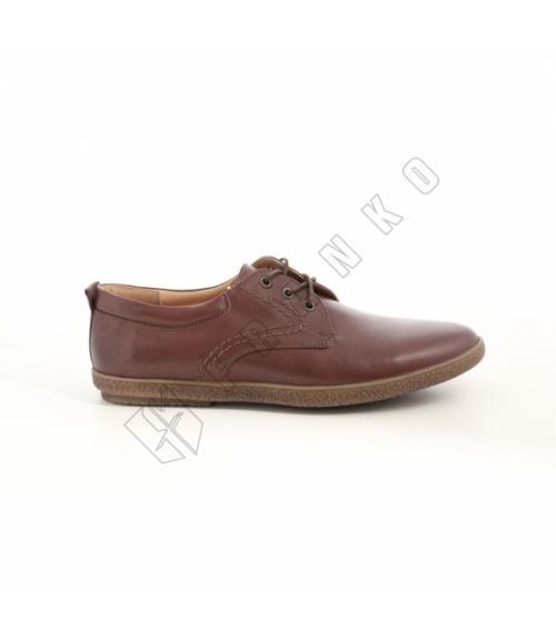 Полуботинки мужские, Фабрика обуви Franko, г. Санкт-Петербург