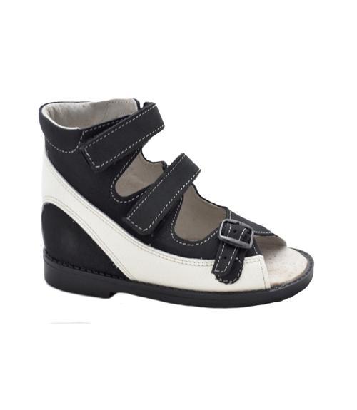 Сандалии ортопедические детские, Фабрика обуви Бугги, г. Егорьевск