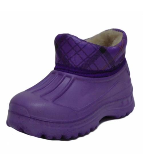 Ботинки детские с надставкой ЭВА , Фабрика обуви Оптима, г. Кисловодск
