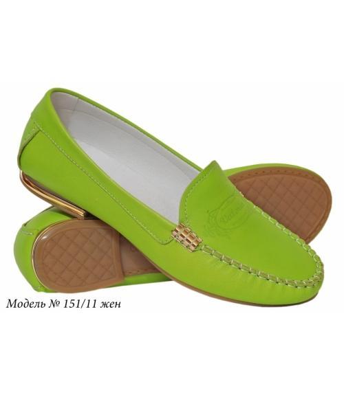 Мокасины женские, Фабрика обуви Валерия, г. Ростов-на-Дону