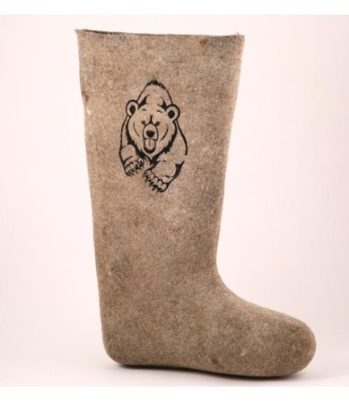 Валенки сувенирные, Фабрика обуви Ярославская фабрика валяной обуви, г. Ярославль