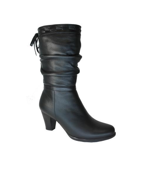 Полусапоги женские, Фабрика обуви Люкс, г. Иваново