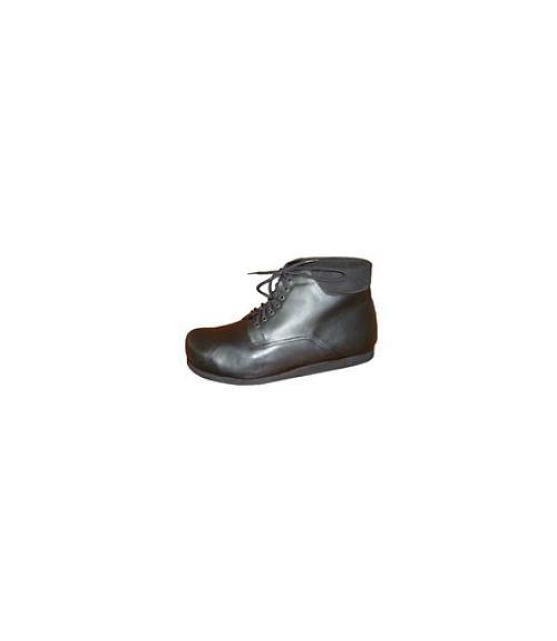 Ботинки мужские на диабетическую ногу, Фабрика обуви Липецкое протезно-ортопедическое предприятие, г. Липецк
