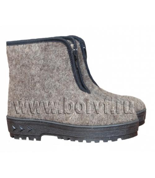 Ботнки войлочные, Фабрика обуви Борская войлочная фабрика, г. Бор