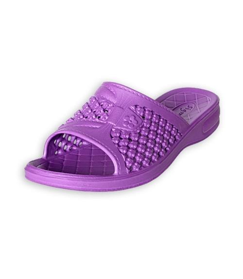 Шлепанцы резиновые женские, Фабрика обуви Сигма, г. Ессентуки