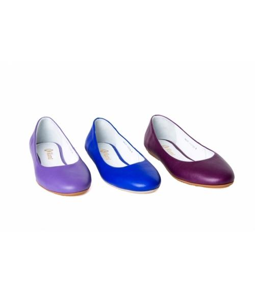 Женские балетки, Фабрика обуви Kumi, г. Симферополь