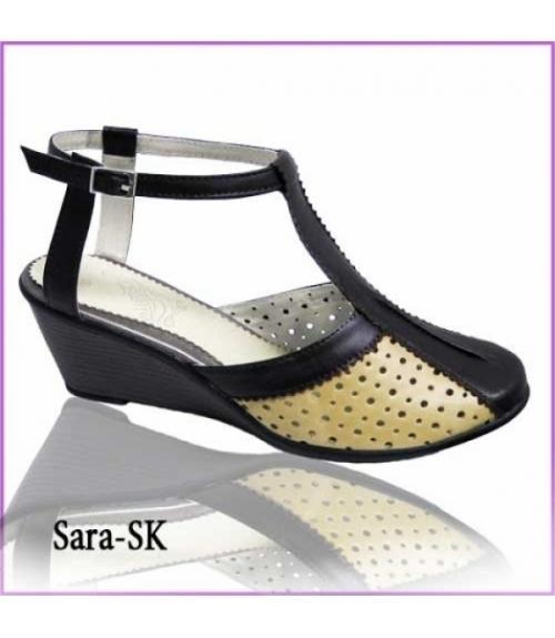 Босоножки женские Sara-SK, Фабрика обуви TOTOlini, г. Балашов