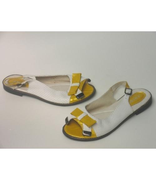 Сандалии женские, Фабрика обуви Люкс, г. Армавир
