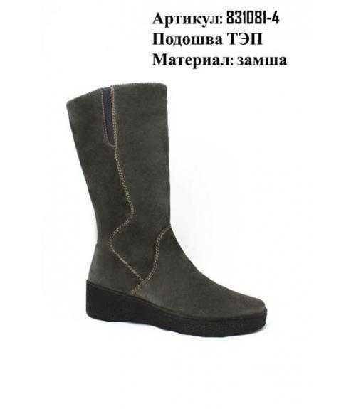 Сапоги женские, Фабрика обуви Представитель Romer, г. Екатеринбург