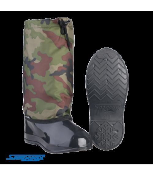Сапоги для охоты ЧУНИ, Фабрика обуви Sardonix, г. Астрахань