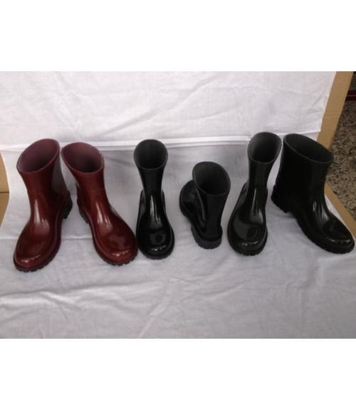 Сапоги ПВХ, Фабрика обуви Тесей, г. Барнаул