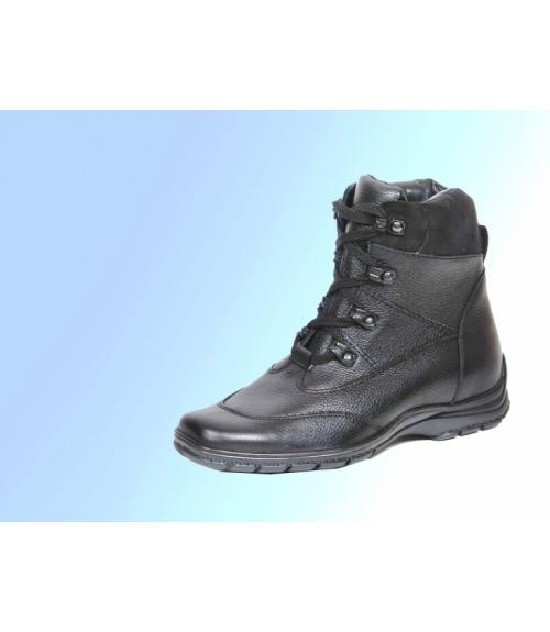 Ботинки школьные для мальчиков, Фабрика обуви Комфорт, г. Ярославль