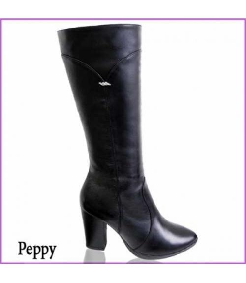 Сапоги женские Peppy, Фабрика обуви TOTOlini, г. Балашов