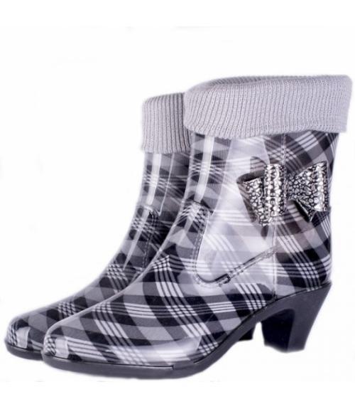 Полусапоги резиновые женские, Фабрика обуви Зарина-Юг, г. Краснодар